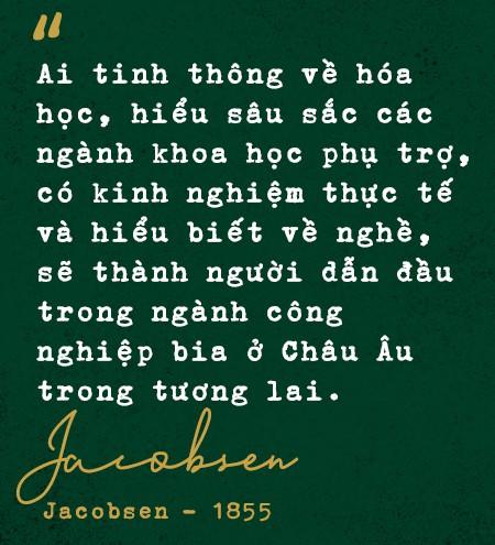 Jacobsen - Người viết lên niềm tự hào bia Đan Mạch - Ảnh 3.