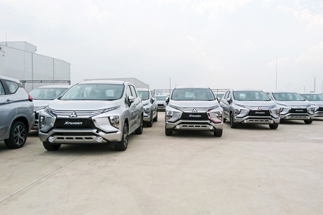 Mitsubishi Xpander sẽ lắp ráp tại Việt Nam: Rẻ hơn và hút khách của Toyota Innova - Ảnh 1.