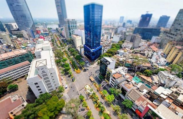 Cuộc cạnh tranh khốc liệt trên thị trường văn phòng cho thuê Hà Nội - Ảnh 1.