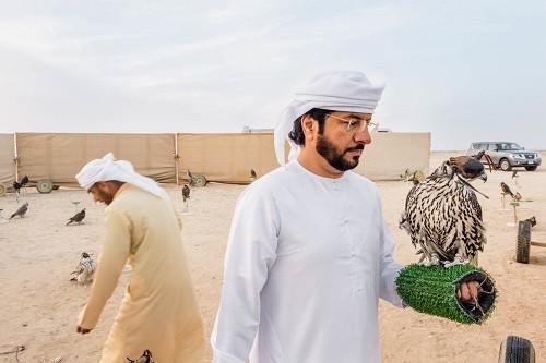 Huấn luyện chim ưng: Nghề kiếm ra hàng triệu USD ở Trung Đông - Ảnh 9.