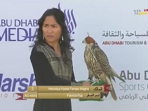 Huấn luyện chim ưng: Nghề kiếm ra hàng triệu USD ở Trung Đông - Ảnh 10.