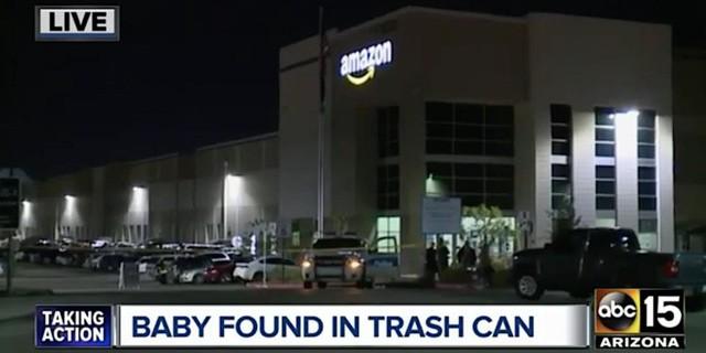 Một thi thể trẻ sơ sinh được tìm thấy trong thùng rác WC nữ tại nhà kho Amazon: Tiết lộ khủng khiếp về một môi trường làm việc ác mộng hay chỉ là tình huống cá biệt? - Ảnh 1.