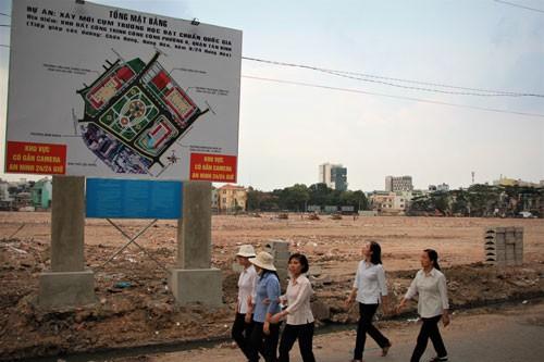 Nhiều chính sách hỗ trợ các hộ dân khu vườn rau Tân Bình - Ảnh 1.