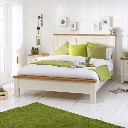 Giường ngủ đơn giản tiết kiệm diện tích - Ảnh 7.