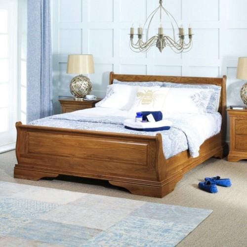 Giường ngủ đơn giản tiết kiệm diện tích - Ảnh 9.