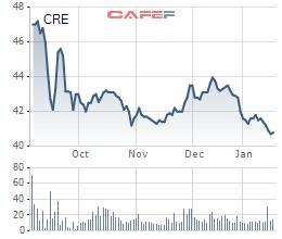 CenLand (CRE) báo lãi 320 tỷ đồng năm 2018, tăng 26% so với năm trước đó - Ảnh 4.