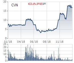 Vinam (CVN): Quý 4 lãi 25 tỷ đồng cao gấp gần 18 lần cùng kỳ - Ảnh 1.