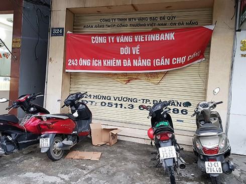 """Đà Nẵng: Thu hồi khu """"đất vàng"""" VietinBank vừa di dời - Ảnh 1."""