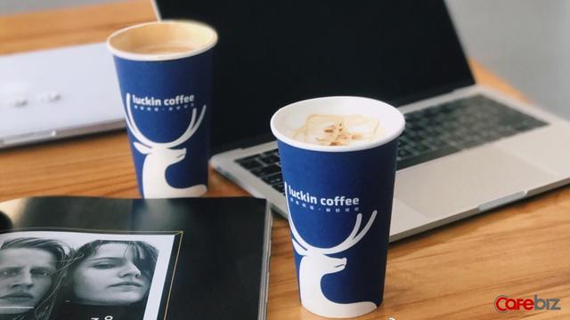 Luckin vs Starbucks: Cả một cuộc chiến công nghệ khốc liệt nằm gọn trong cốc cà phê - Ảnh 1.