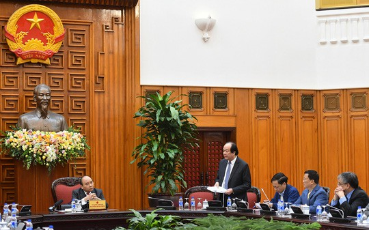 Tổ công tác Thủ tướng cần thẳng thắn với bí thư, chủ tịch, bộ trưởng… - Ảnh 3.