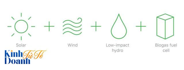 Apple: Bò vẫn có thể ăn cỏ dưới hệ thống năng lượng mặt trời của chúng tôi! - Ảnh 1.