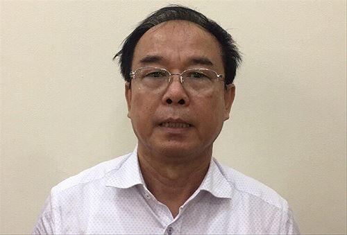 Vì sao nguyên Phó Chủ tịch TPHCM Nguyễn Thành Tài tiếp tục bị khởi tố - Ảnh 1.