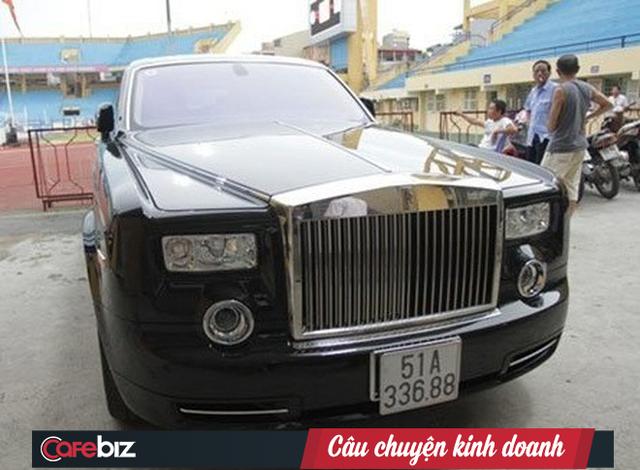 Vận đen của các đại gia sở hữu Rolls-Royce: Người lao lý, kẻ gặp hạn kinh doanh - Ảnh 1.
