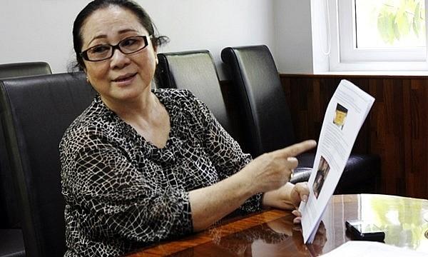 Bà Dương Thị Bạch Diệp và 67.000 lượng vàng vay của Agribank TP.HCM - Ảnh 3.