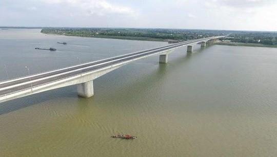 Thủ tướng phát lệnh thông xe cầu Hưng Hà gần 3.000 tỉ đồng - Ảnh 4.