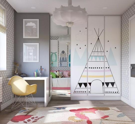Tham khảo cách thiết kế căn phòng mang phong cách trẻ trung - Ảnh 6.