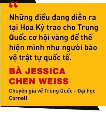 Từ cao ốc trên sa mạc đến Con đường tơ lụa mới: Cách Trung Quốc thay đổi trật tự thế giới (P2) - Ảnh 3.