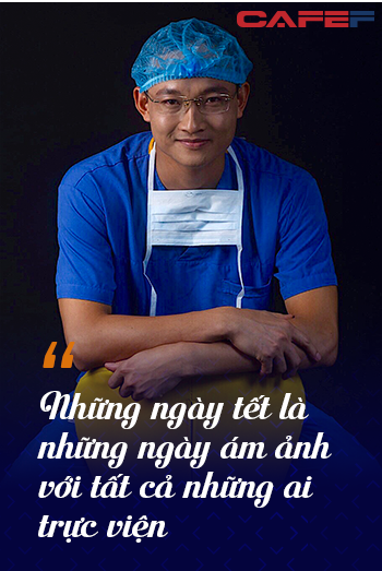 Bác sĩ nghìn like bệnh viện Việt Đức: Tết chỉ mong điều này để không phải nhìn người thân của bệnh nhân ôm nhau khóc ngày đầu năm - Ảnh 3.