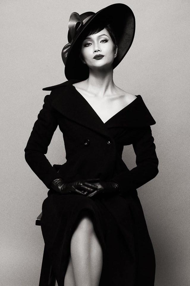 HHen Niê hóa thân thành huyền thoại Audrey Hepburn mừng ngày trở thành Hoa hậu đẹp nhất thế giới - Ảnh 5.