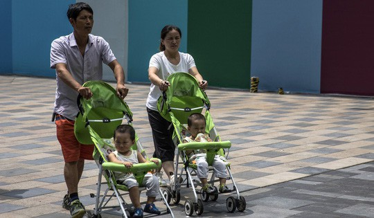 Khủng hoảng nhân khẩu học gọi tên Trung Quốc - Ảnh 1.