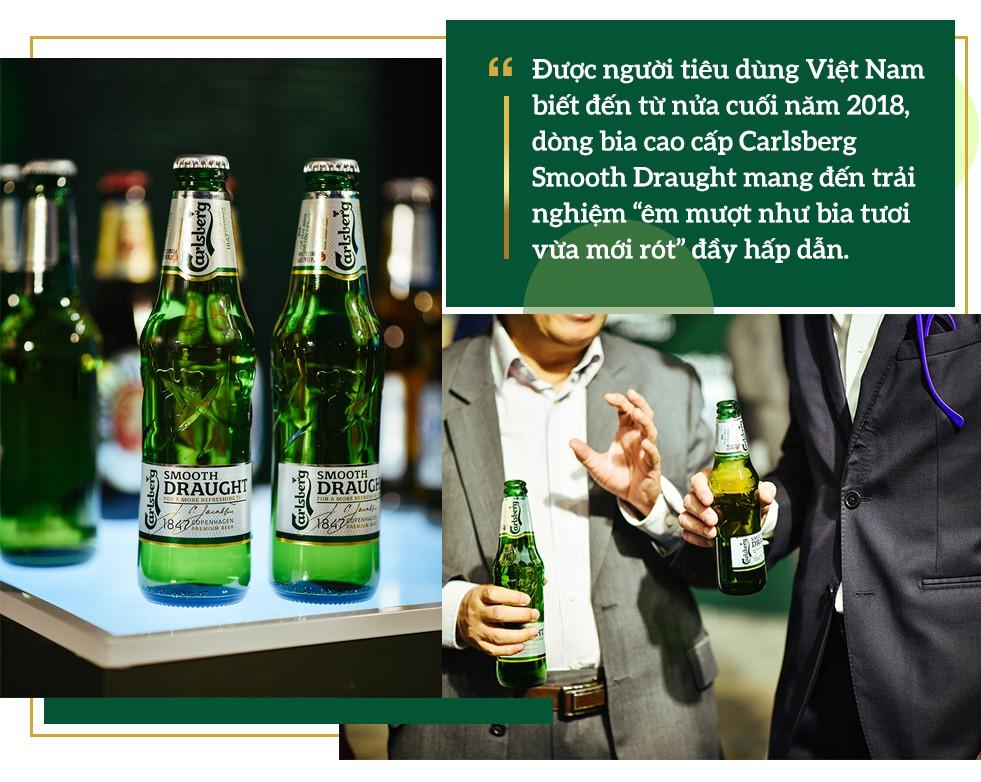 """Cùng Carlsberg Smooth Draught thưởng thức trọn vẹn """"trải nghiệm bia tươi vừa mới rót"""" - Ảnh 9."""