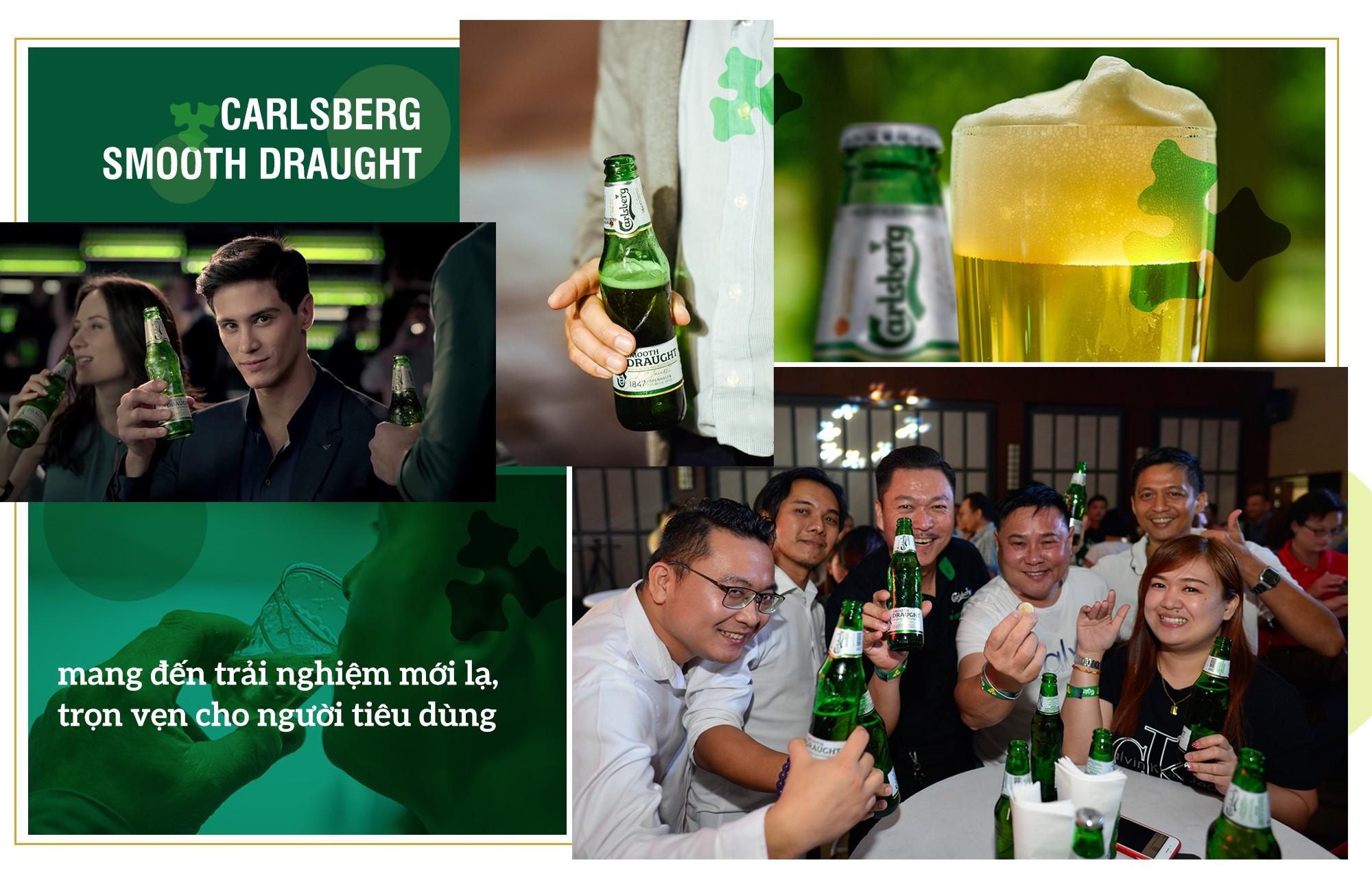 """Cùng Carlsberg Smooth Draught thưởng thức trọn vẹn """"trải nghiệm bia tươi vừa mới rót"""" - Ảnh 10."""