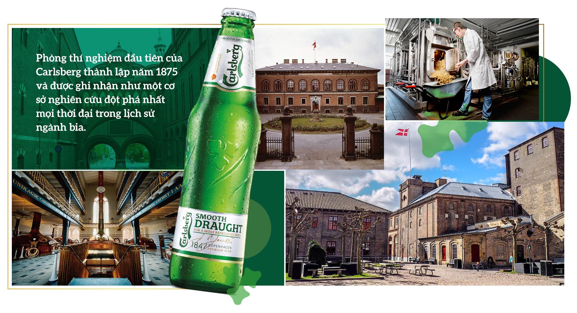 """Cùng Carlsberg Smooth Draught thưởng thức trọn vẹn """"trải nghiệm bia tươi vừa mới rót"""" - Ảnh 5."""