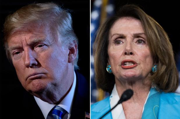 Đảng Dân chủ tiếp quản Hạ viện Mỹ, dự báo những ngày tháng sóng gió của ông Trump - Ảnh 1.
