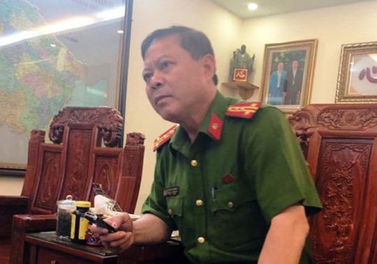 Đình chỉ công tác Trưởng Công an TP Thanh Hóa bị tố nhận 260 triệu đồng chạy án - Ảnh 1.