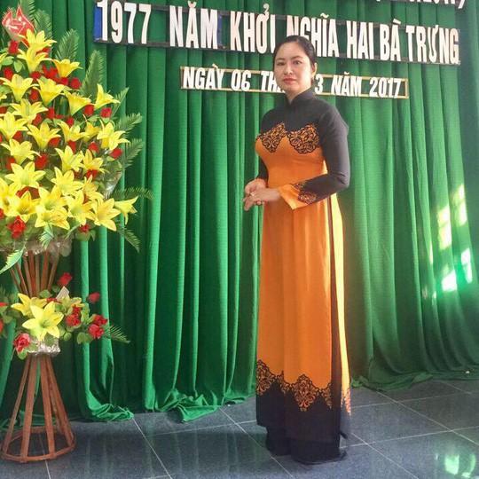Bình Định: Bắt giam nữ Chủ tịch Mặt trận Tổ quốc thị trấn Phù Mỹ - Ảnh 1.