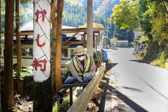 """""""Rùng mình"""" với ngôi làng làm búp bê thế chỗ người chết ở Nhật - Ảnh 16."""