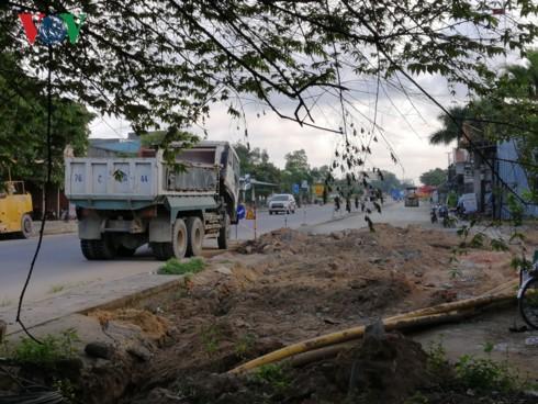 Quảng Ngãi: 3 năm, 6 lần gia hạn vẫn chưa xong 18 km các con phố - Ảnh 4.