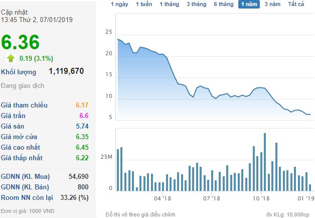 Lãnh đạo Hoa Sen Group (HSG) thi nhau bắt đáy cổ phiếu - Ảnh 1.