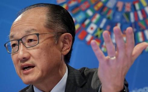 Chủ tịch Ngân hàng Thế giới bất ngờ từ chức - Ảnh 1.