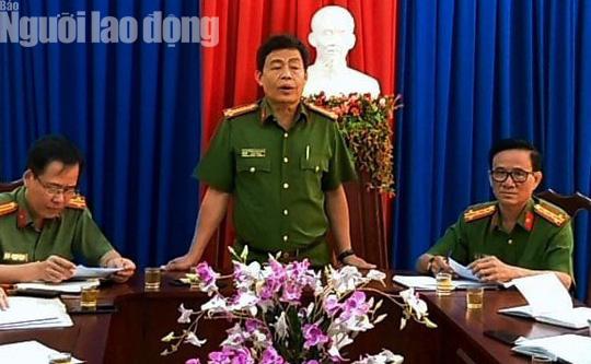 Công an Cà Mau lên tiếng việc bắt người từng kiện chủ tịch UBND tỉnh - Ảnh 1.