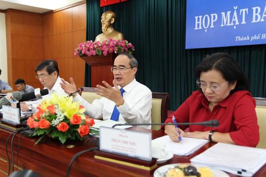 Bí thư Thành ủy TP HCM nêu 3 bài học để cán bộ tránh sai phạm - Ảnh 1.