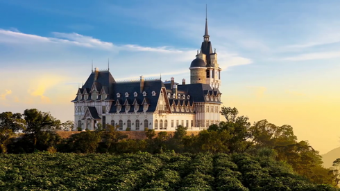 Thanh tra các dự án của Lạc Hồng - chủ Lâu đài Tam Đảo trong năm 2019 - Ảnh 1.