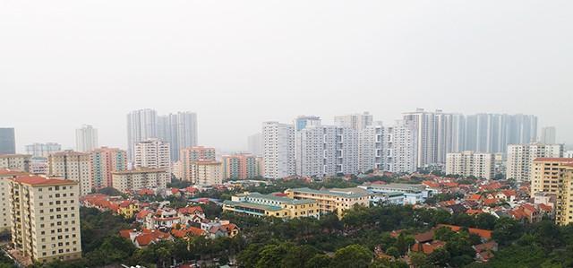 CBRE: Khách Hàn Quốc, Hong Kong, Đài Loan tăng mua nhà Hà Nội - Ảnh 1.