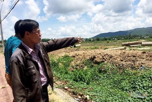 Chủ đầu tư biến mất, dự án nhà ở Tuấn Hùng có nguy cơ bị thu hồi - Ảnh 1.