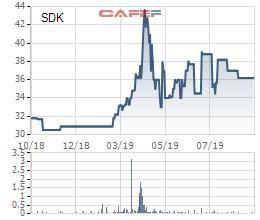 Cơ khí luyện kim (SDK) báo lãi ròng hoàn thành 85% kế hoạch năm sau 9 tháng - Ảnh 3.
