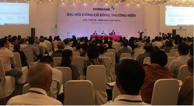 Vấn đề của Eximbank - Ảnh 1.