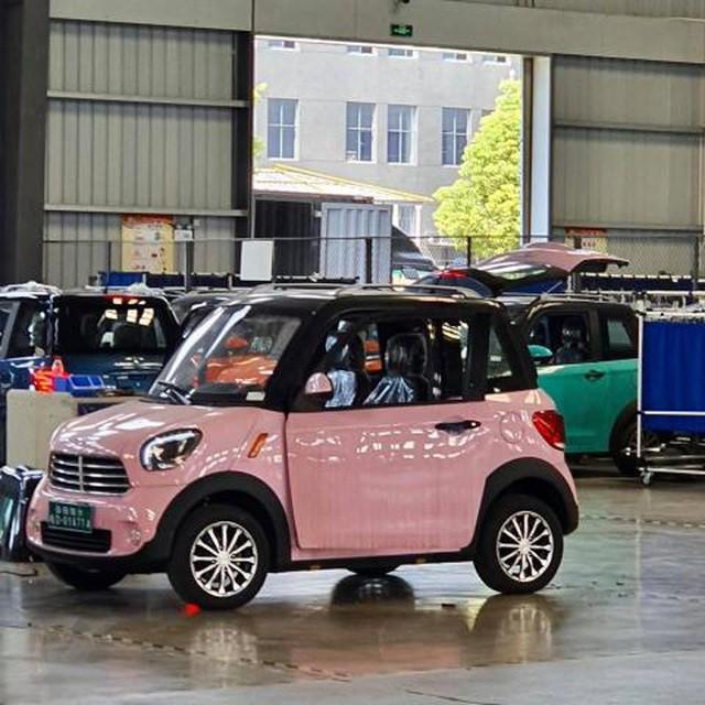 Xe ô tô điện mini Thái Lan: Người Việt khó sở hữu - Ảnh 1.