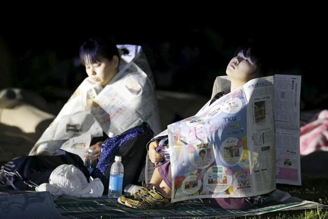 Khi đất nước bị thiên tai tấn công, những người vợ Nhật Bản đã thể hiện kỹ năng không chỉ cơm áo mà còn giúp cả gia đình sinh tồn - Ảnh 2.
