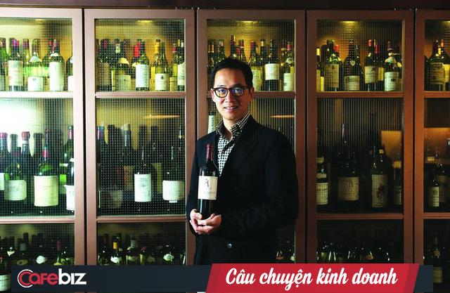 Chuyện về thiếu gia Hong Kong bỏ sản nghiệp đi trồng nho, tay không dựng nên đế chế nhà hàng và rượu vang nức tiếng - Ảnh 3.