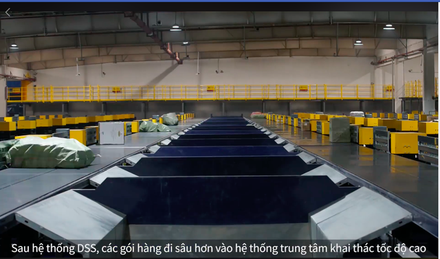 Đại gia vận tải công nghệ Trung Quốc BEST nhảy vào thị trường Việt Nam, cạnh tranh trực tiếp với Giao Hàng Nhanh, Viettel Post, VN Post... - Ảnh 4.