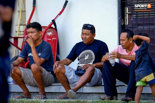 Hình ảnh trái chiều về tinh thần của tuyển Việt Nam và Indonesia trên đảo Bali: Một phía rệu rã, một bên khí thế hừng hực - Ảnh 3.