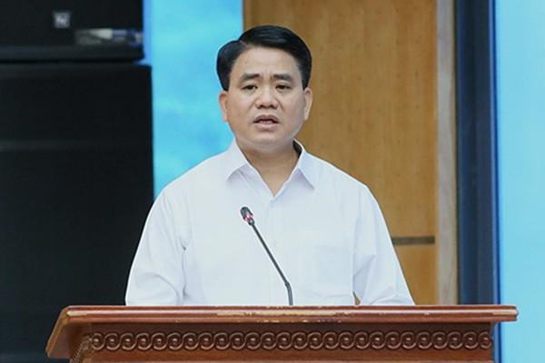 Công ty nước sạch sông Đà phát hiện đổ trộm dầu thải nhưng không báo cáo - Ảnh 1.