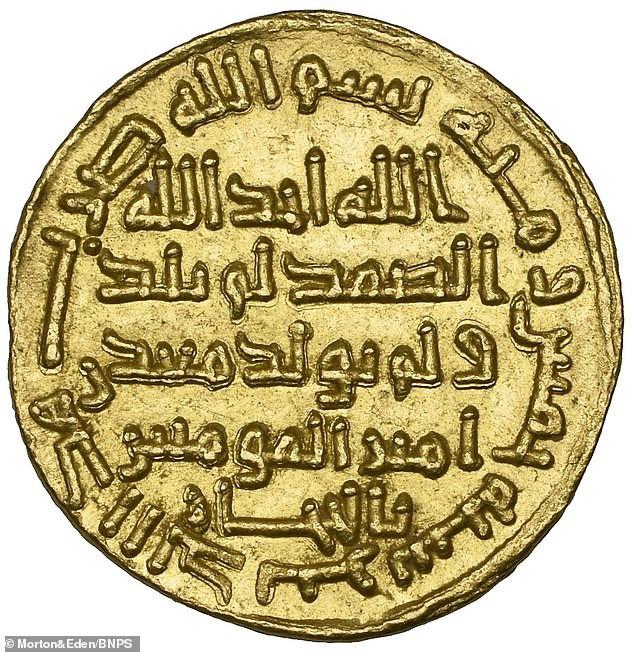 Đấu giá đồng tiền hiếm bậc nhất thế giới hơn 46 tỷ đồng - Ảnh 2.