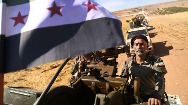Mỹ trắng tay trên đất Syria: Mất bạn, mất đồng minh, mất cả ảnh hưởng - Ảnh 1.