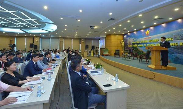 Cởi nút thắt để phát triển kinh tế Vùng Bắc Trung Bộ - Ảnh 1.